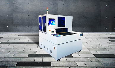 玻璃激光钻孔机